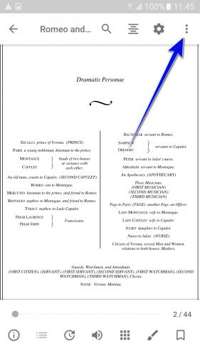 Выделение ссылок в PDF